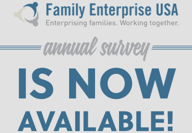 Family Enterprise USA 2015 Annual Survey