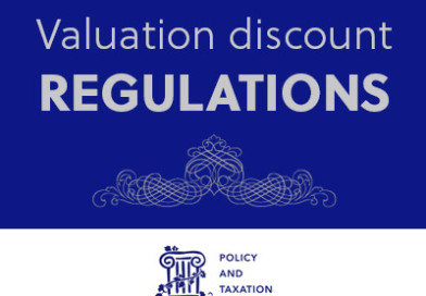 Update on Release of Valuation Discount Regulations