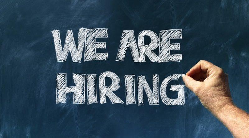 Hiring And Creating Jobs