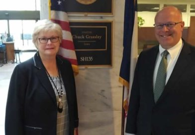 Policy And Taxation Group Visits The Hill May 2018