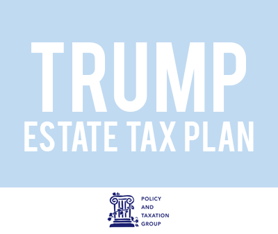 Trump's Estate Tax Plan Good for Wealthy, Bad for Charities