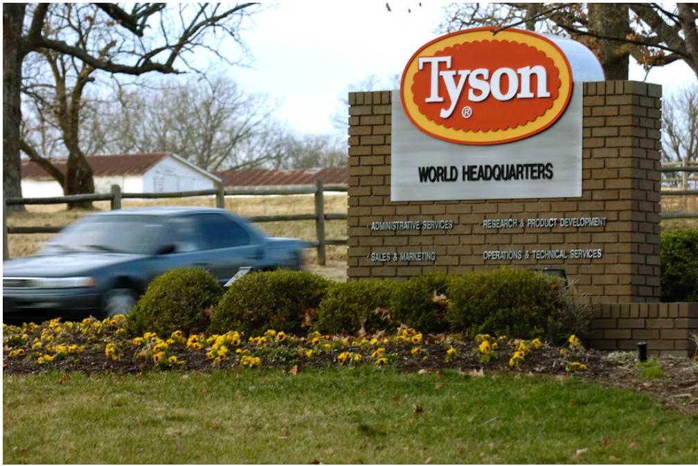 Tyson Foods adopts weekly coronavirus testing for workers